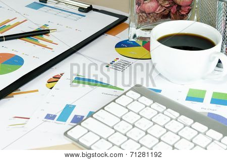 Business Documents Keyboard