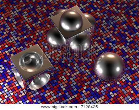 Geometric objects - 3D