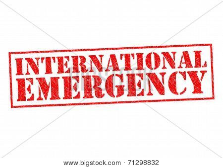 International Emergency