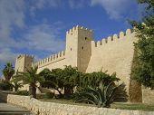 Постер, плакат: Тунис крепость в городе Сусс
