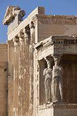 stock photo of polio  - Acropolis of Athens - JPG