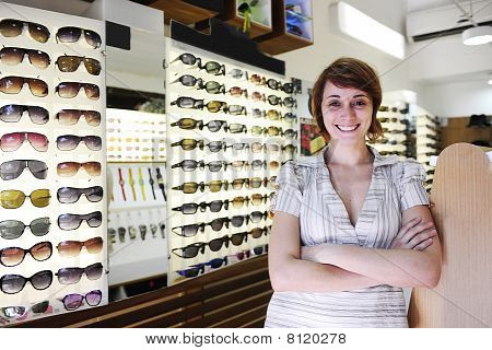 Small Business: Proud Owner Of A Sunglasses Store
