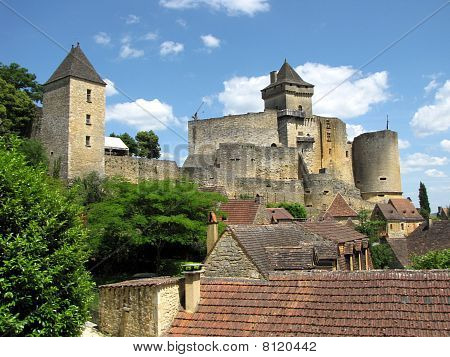 Castle of Castelnaud