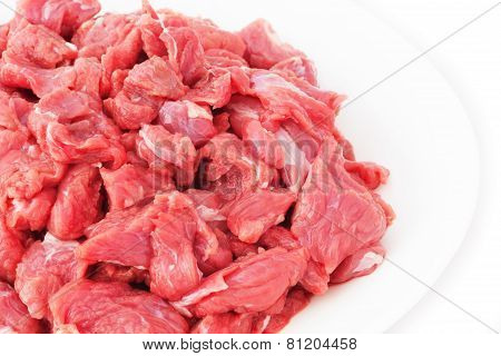 Fresh Raw Veal
