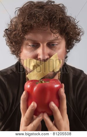 Cant Eat A Red Pepper