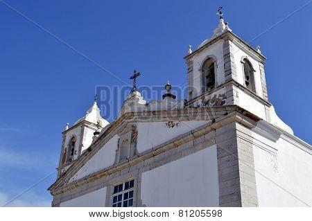 Santa Maria Church in Lagos, Portugal