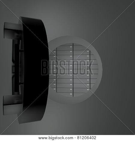 Safety Vault With Safes Inside