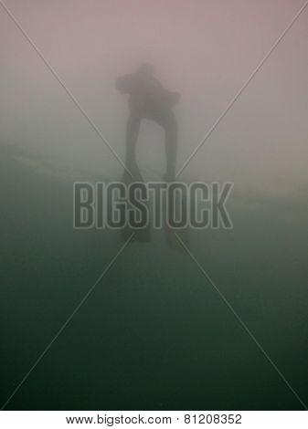 Diver Surface