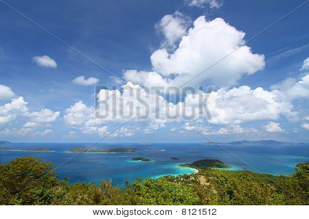 Beautiful Caneel Bay (USVI)