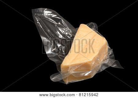 vacuum packed cheese