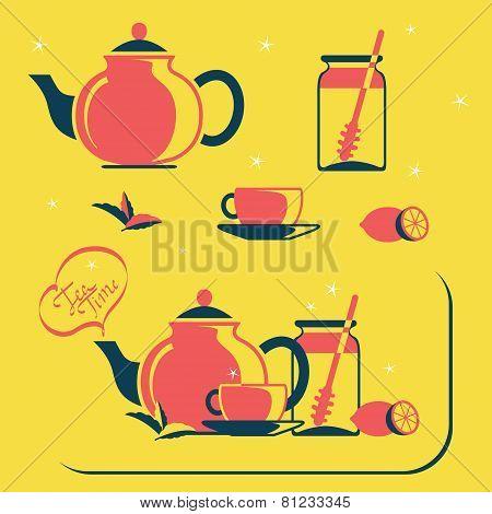 Tea objects