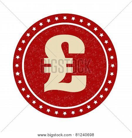 Pound Stamp