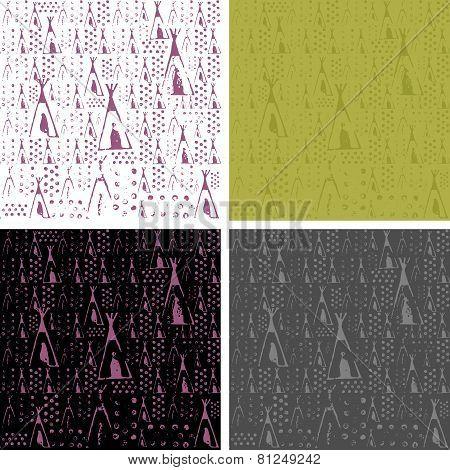 Textures. Stamps. 04