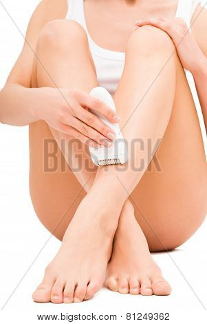 The concept of epilation