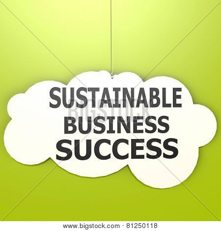Sustainable Business Success