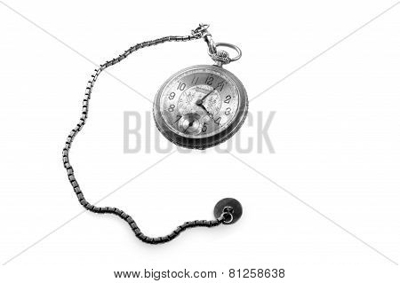 Old Vintage Pocket Watch