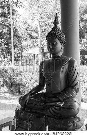 Alloy Buddha Image