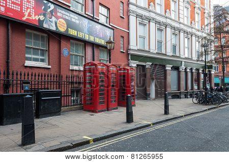 Telephon London