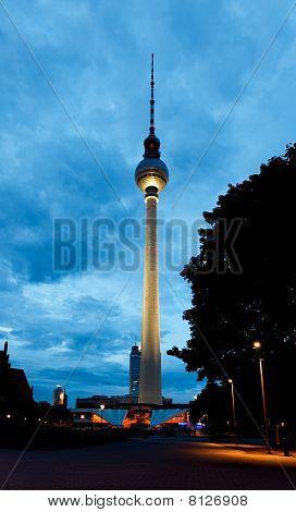 Berlin Tv Tower -  Fernsehturm