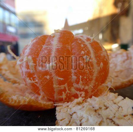 Tangerine or mandarine