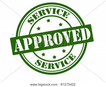 Service Approved