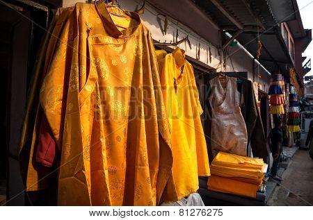 Tibetan Clothes In Nepal