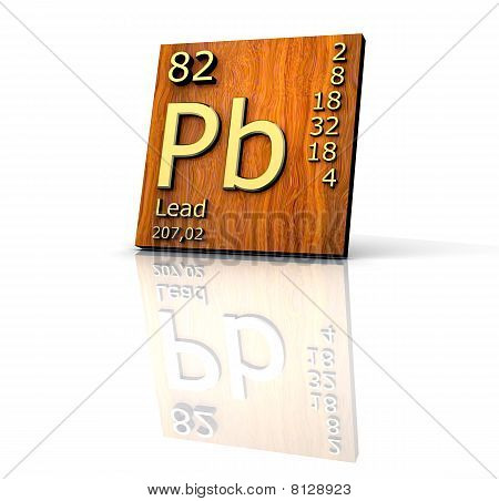 Lead Form Periodic Table Of
