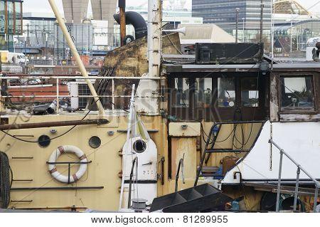 Ships Graveyard