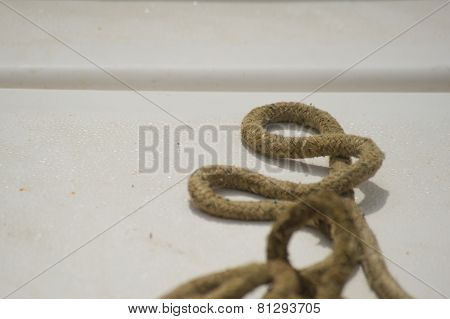 Ropes And Sailor Knotes