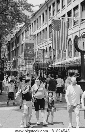 Boston - Quincy Market