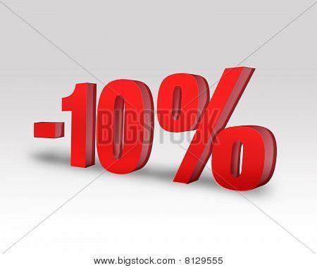 10% Discount Sale