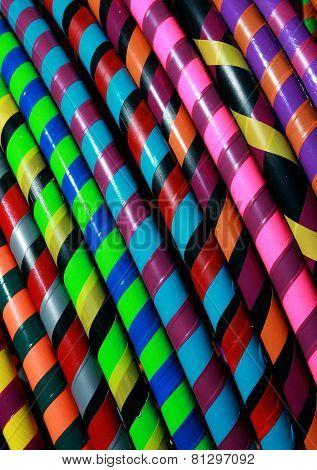 Hula Hoop Rainbow