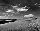 stock photo of dune  - Dunes of Thar Desert - JPG