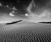 picture of dune  - Dunes of Thar Desert - JPG