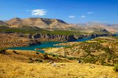 stock photo of euphrat  - Canyon of Euphrates River - JPG