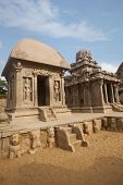 foto of tamil  - Shore temple Mahabalipuram  - JPG
