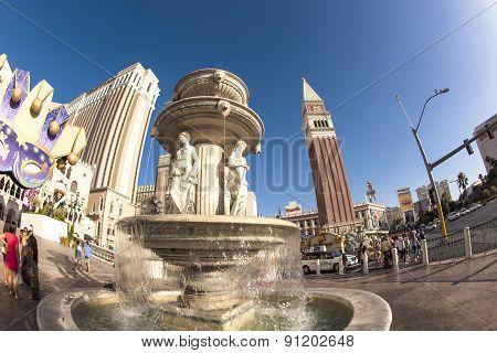 The Venetian Resort Hotel & Casino