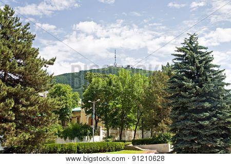 Pyatigorsk, Cityscape