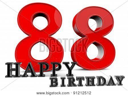 Happy 88Th Birthday