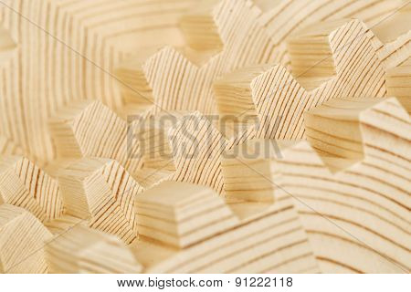Connect Wooden Laminated Veneer Lumber