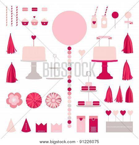 Happy birthday collection