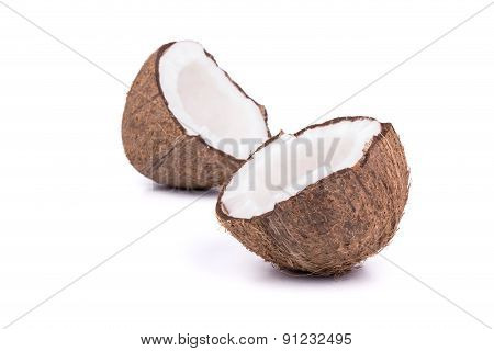 Two Halves Coconut