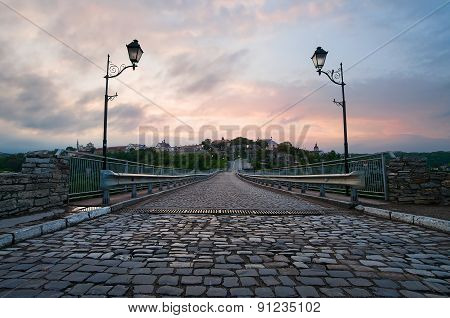 Old Stone Bridg