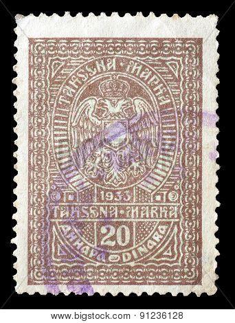 Yugoslavia 1933