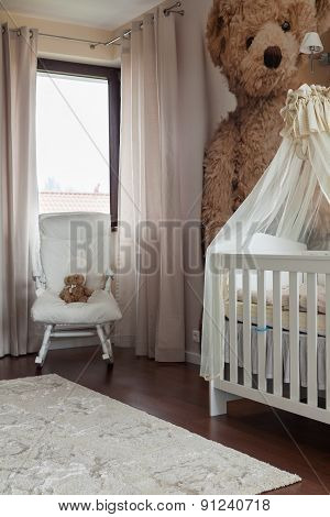 Cute Toddler Room