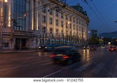 Building of Sofia University