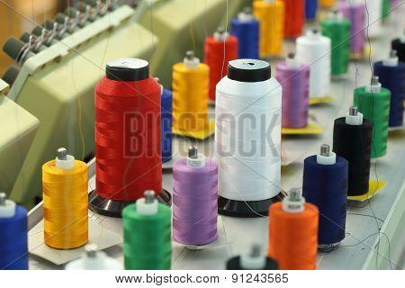 Reels Of Thread