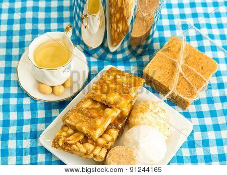 Delicious prepared for the famous Brazilian Festa Junina (Junina Party)