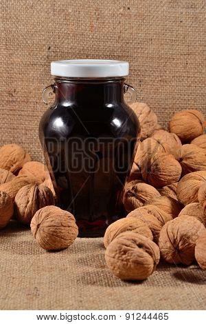 Jam From Walnuts