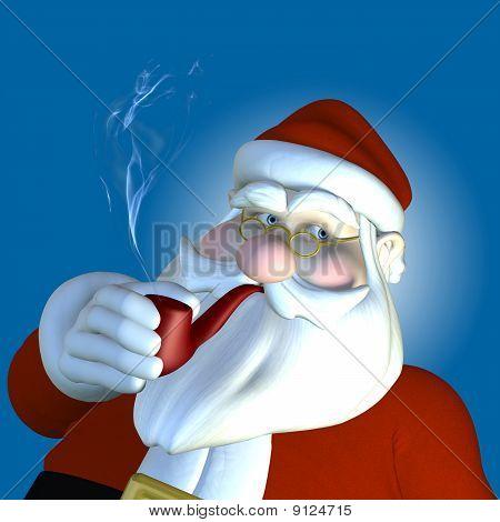 Santa 2010 - Pipe